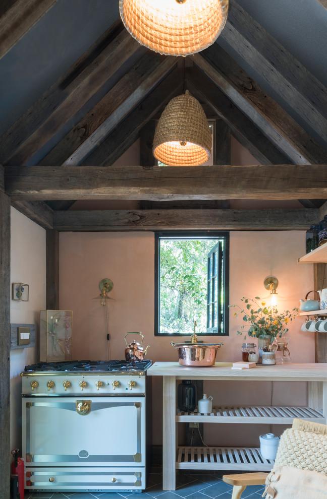 Shabby-Chic Style Kitchen Dwellingdecor