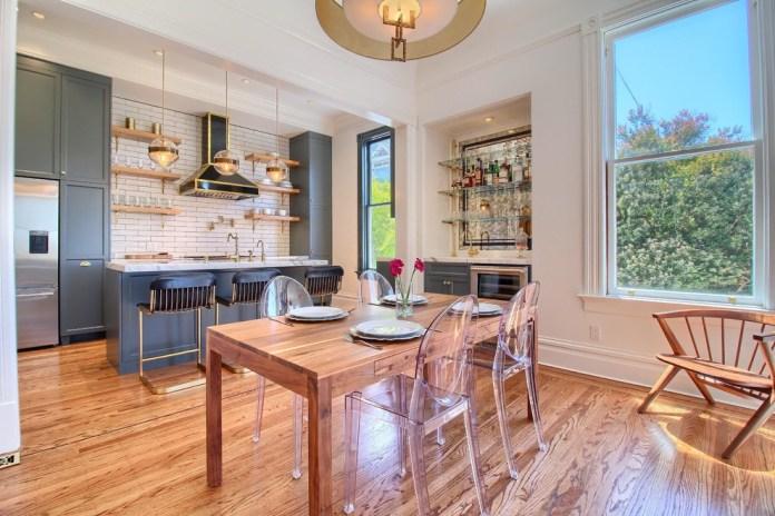Victorian Kitchen Design Dwellingdecor