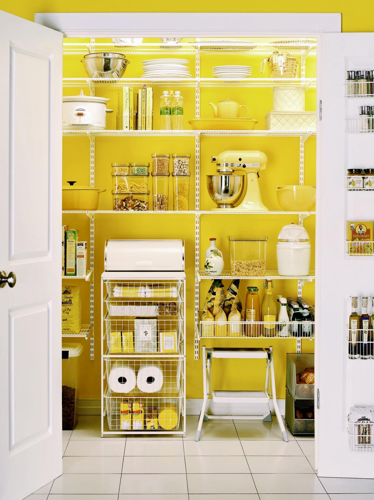 35 Best Kitchen Pantry Design Ideas