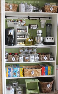 35 Best Kitchen Pantry Design Ideas