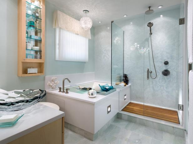 Serene Corner Bathtub dwellingdecor