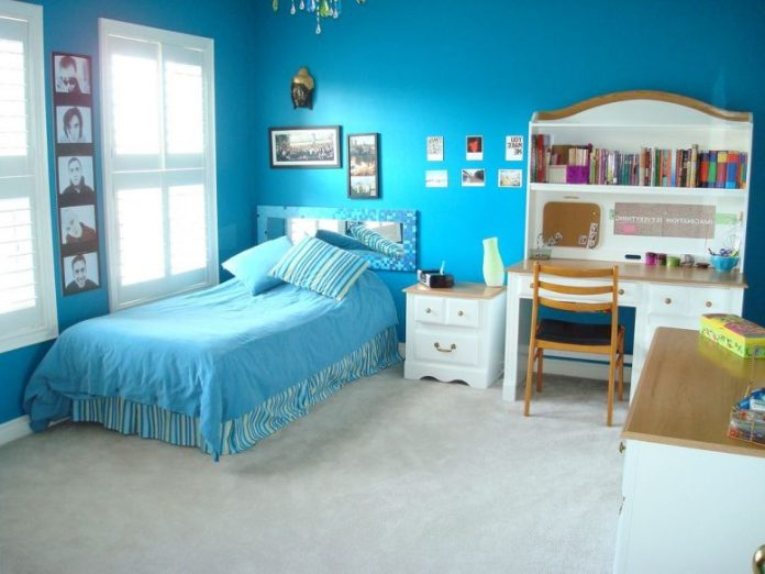 Small Boys Teen Bedroom Ideas Pretty Purple dwellingdecor