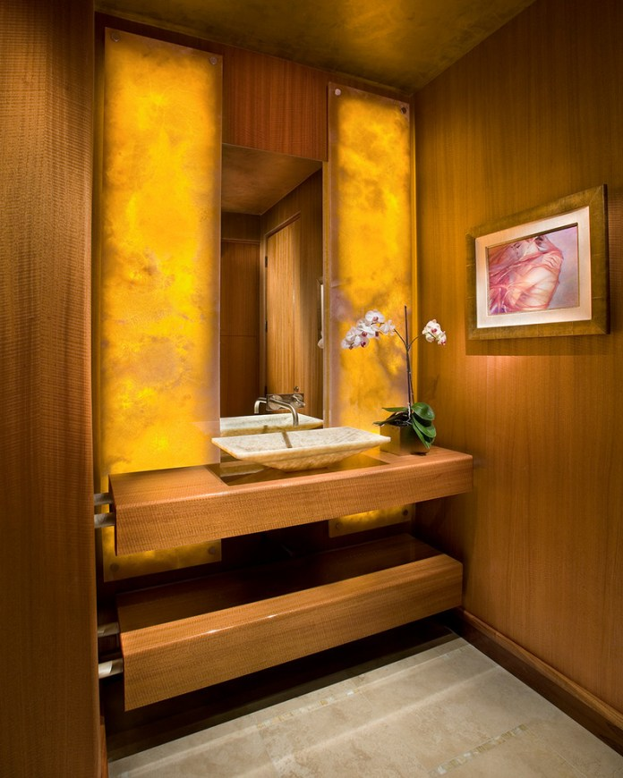 Asian Bathroom Lighting Ideas Dwellingdecor