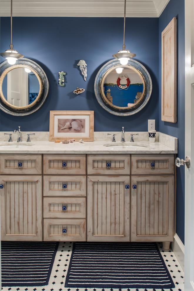Traditional Bathroom Lighting Ideas