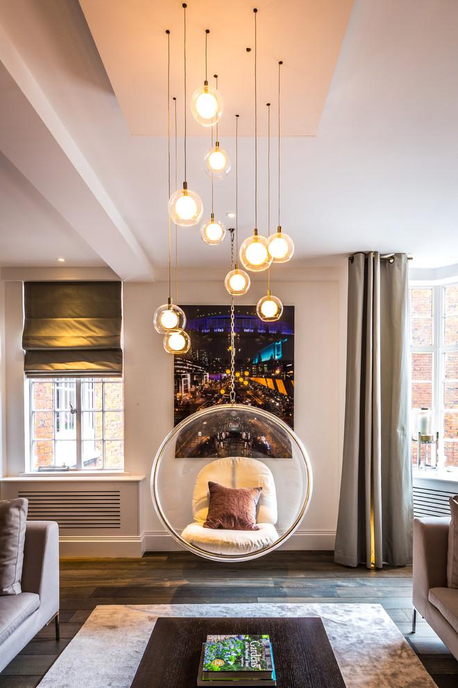 Living Room Pendant Light Decoration