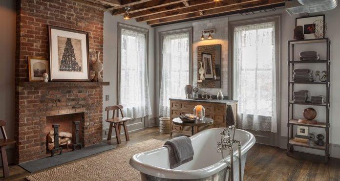 Luxurious Master Bathrooms Design Ideas