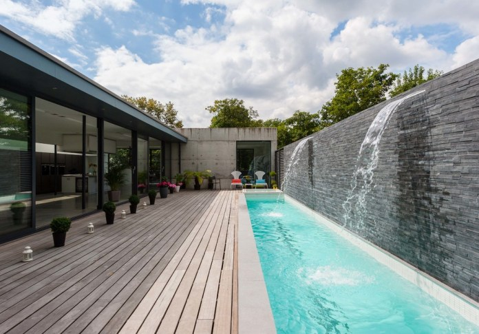 Pool Waterfall Ideas (10)