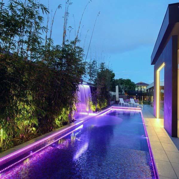 Pool Waterfall Ideas (23)