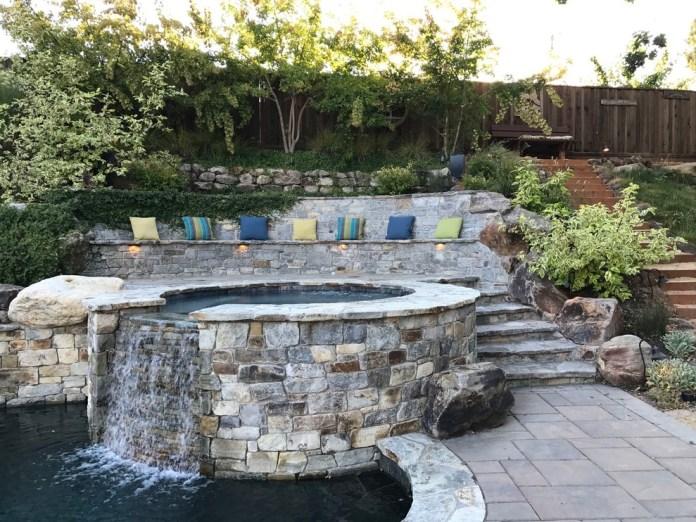 Pool Waterfall Ideas (34)