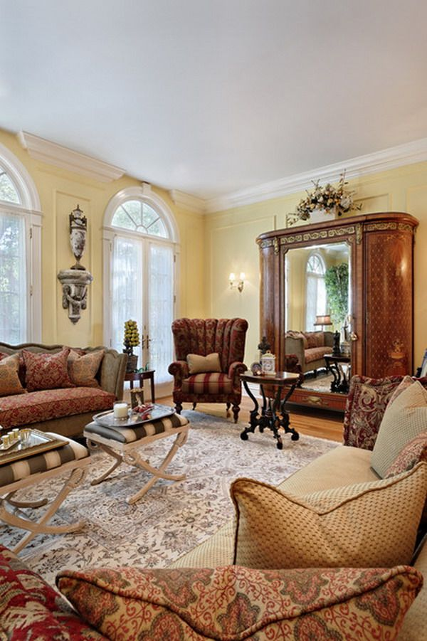 Victorian Living Room (25)