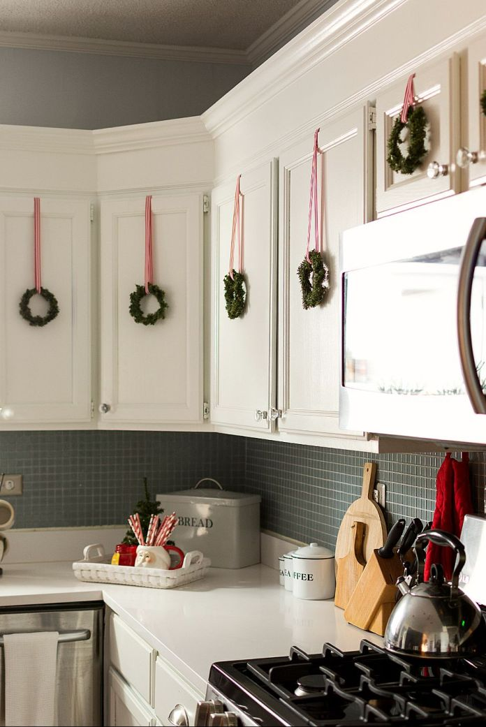 Use your kitchen cabinet