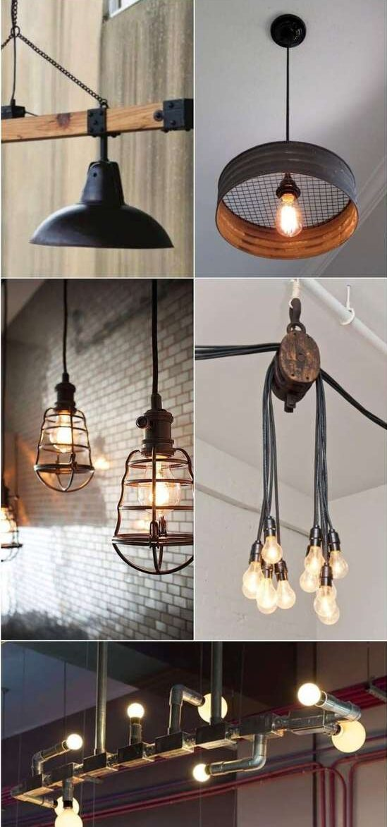 Industrial Decoration Ideas (8)