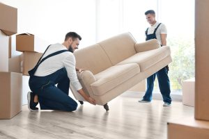 Moving Furniture Using Less-Than-Load Shipping To Save Cost