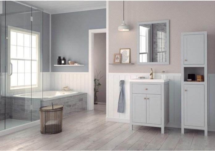 Retro Bathrooms Design (18)