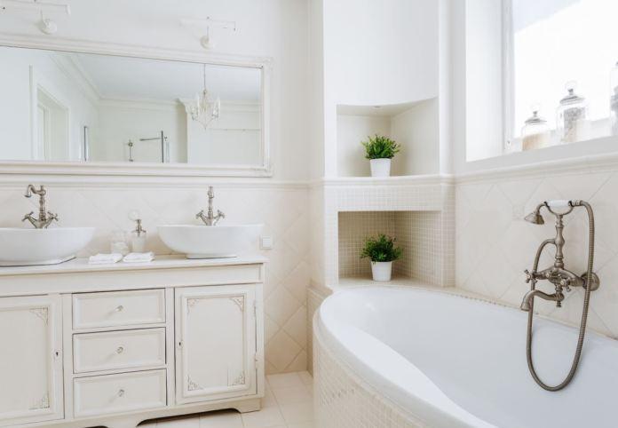 Retro Bathrooms Design (19)