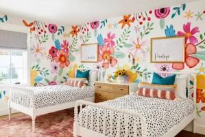 35 Girls Bedroom Design Ideas
