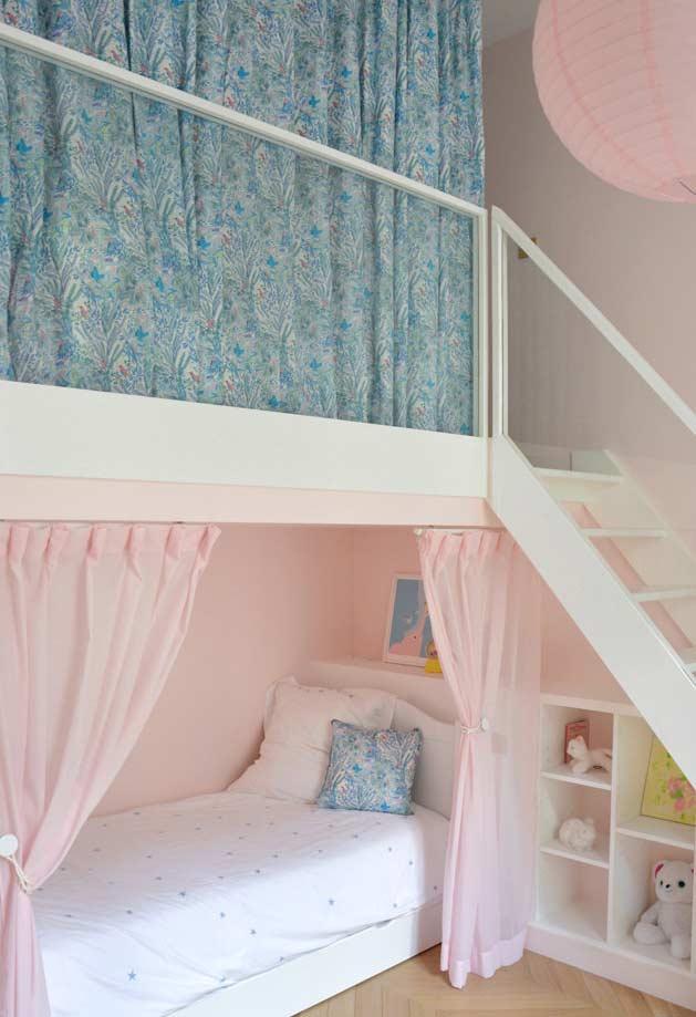 Montessori style room for older children