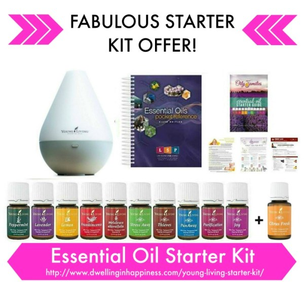 Starterr kit offer