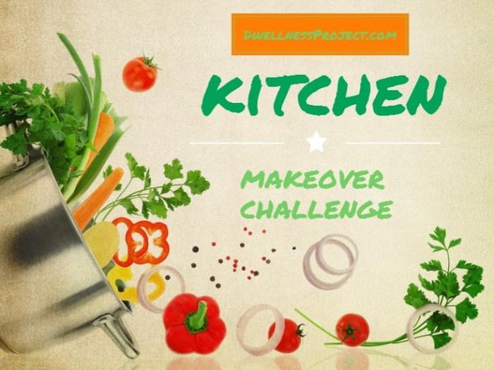 Kitchen Makeover Challenge Image