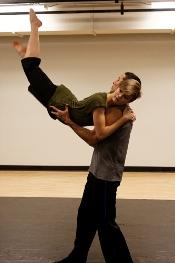 Danceworks Performance Company Photo credit: Meredith Watts