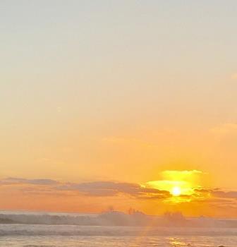 Sunset compressed