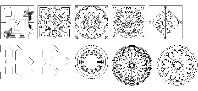 Cnc çizimleri