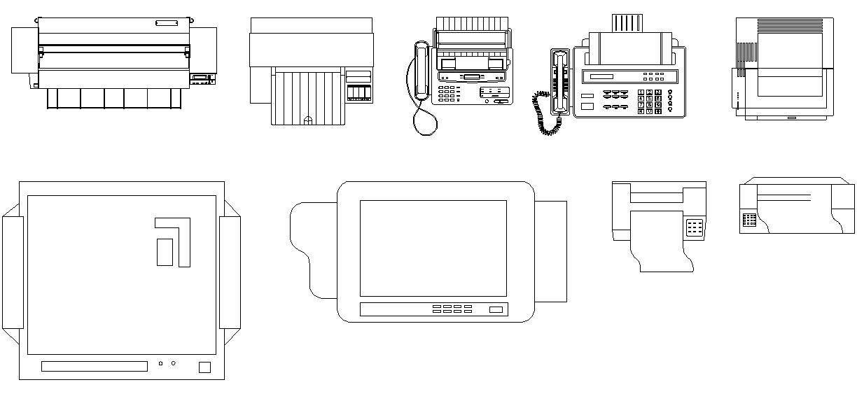 Fax ve fotokopi makinesi tefrileri  fax ve fotokopi