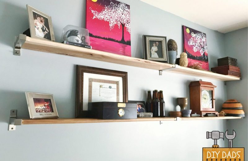 Super easy Home Office Remodel