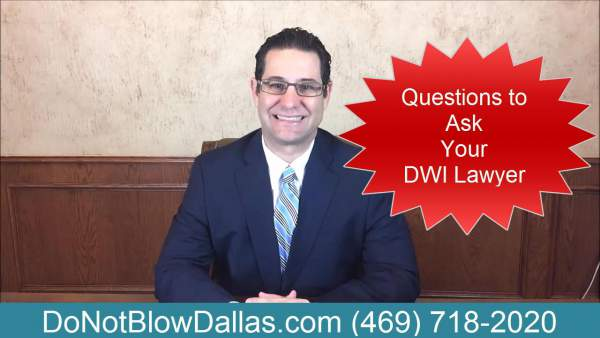 dwi attorney questions