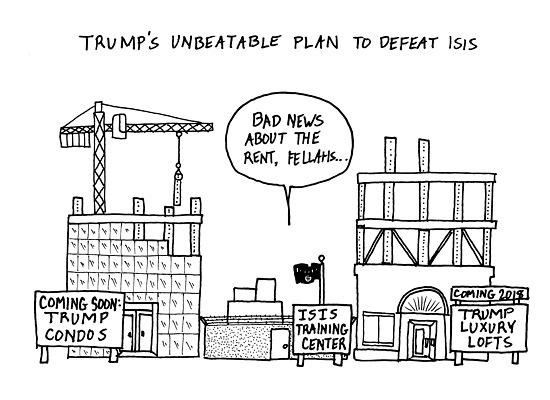 106 - Trump Defeats ISIS