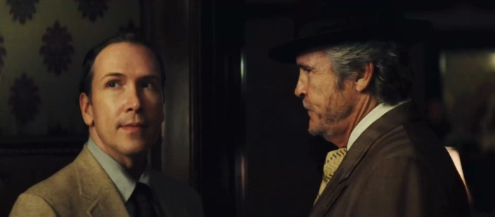 Dwight Turner in a scene from The Perfect Gentleman