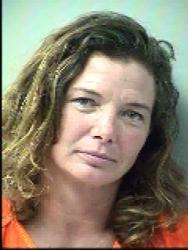 Anne L. Horak, of Crestview, FL on 081312 Okaloosa Co Jail DUI