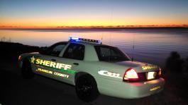 Franklin County Sheriff patrol Car Fla.