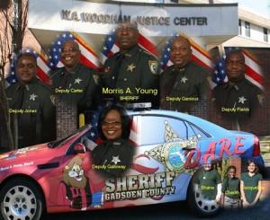 Gadsden County Florida Sheriff