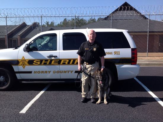 South Carolina: Horry County DUI arrests for April 6, 2014