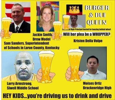 Principal's DUI Club of America