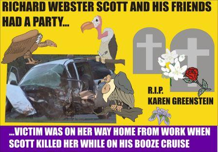 Richard Webster Scott charged with DUI manslaughter Medford Ore