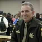 Charles County Maryland Sheriff Rex Coffey