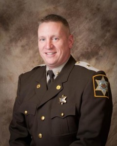 Garrett County Maryland Sheriff Rob Corley