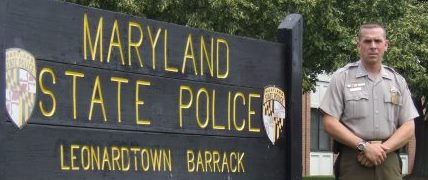 Maryland State Police Lt. Mike Thompson, Commander Leonardtown Barrack