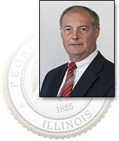 Peoria County States Attorney Jerry Brady