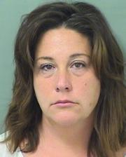Michelle J. Polettibush Palm Beach County Fla DUI 101814