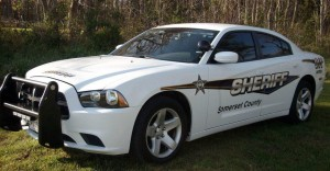 Somerset County Sheriff Robert N. Jones patrol car