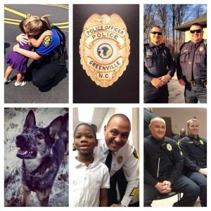 Greenville NC Police Dept.