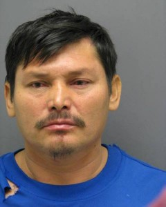 Jose Salome Martinez-Morales DUI assault on officer in Prince William County, Va. on Dec. 24, 2014.