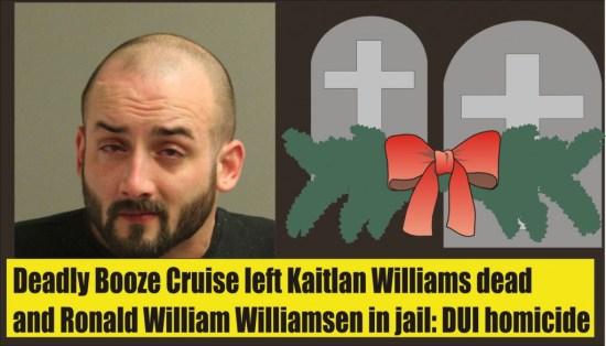Ronald William Williamsen DUI homicide Glen Burnie Md 120314