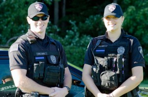 Westampton Township New Jersey Police officers