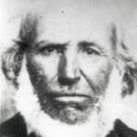 1859-1863-Sheriff-Albert Washington-Collins Washington Co Utah