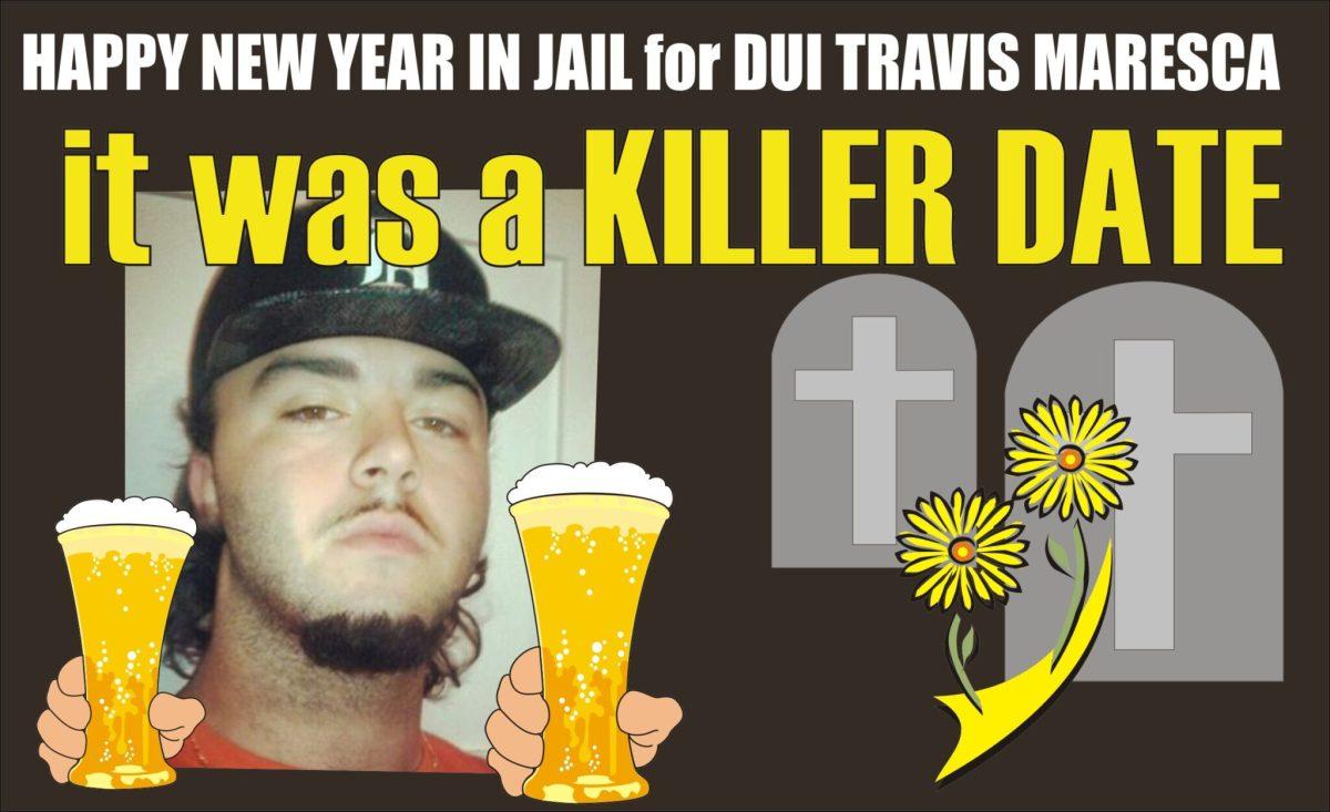 California: Travis Maresca in slammer for DUI death of Kayla Turner
