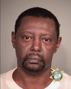 Gary Clark smashed police car and seriously injured officer. Multnomah Co So Ore.  030115